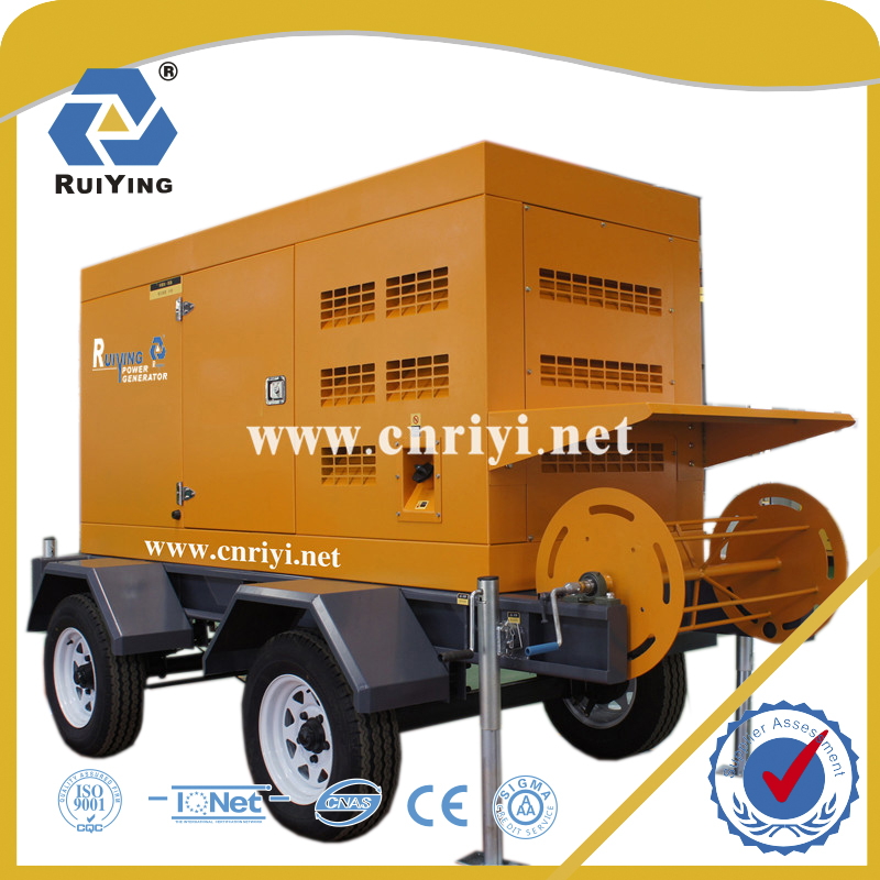 120kw 150kva diesel generator set supplier and frequency of 50hz