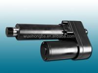wuxi hb-dj808 dc electric linear actuator for powering building equipment
