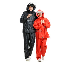 adult oxford waterproof suit disposable raincoat