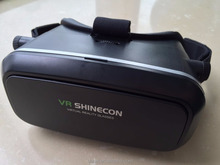 Original Shinecon 3D Glasses Virtual Reality VR Box 3D Glasses for 3.5 to 6.0 inch Smartphone