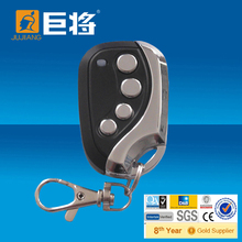 4 channel cloning garage door opener universal remote control rf transmitter 433mhz with CE ROHS JJ-CRC-M