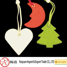 Eco-friendly wholesale popular felt Christmas decoration from China