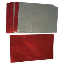 hair salon foil roll and tissue sheet with dispenser