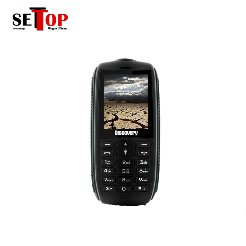 New Products Online Shopping India IP68 Waterproof Russian Keyboard Phone Mobile Cell Phone