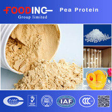 High quality pea protein 80% feed grade powder 25kg Manufacturer