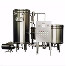 3000L uht coil type tube sterilizer for dairy 2016