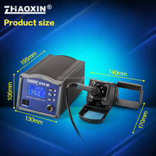 ZHAOXIN 950 High-frequency lead-free soldering station with CE approval