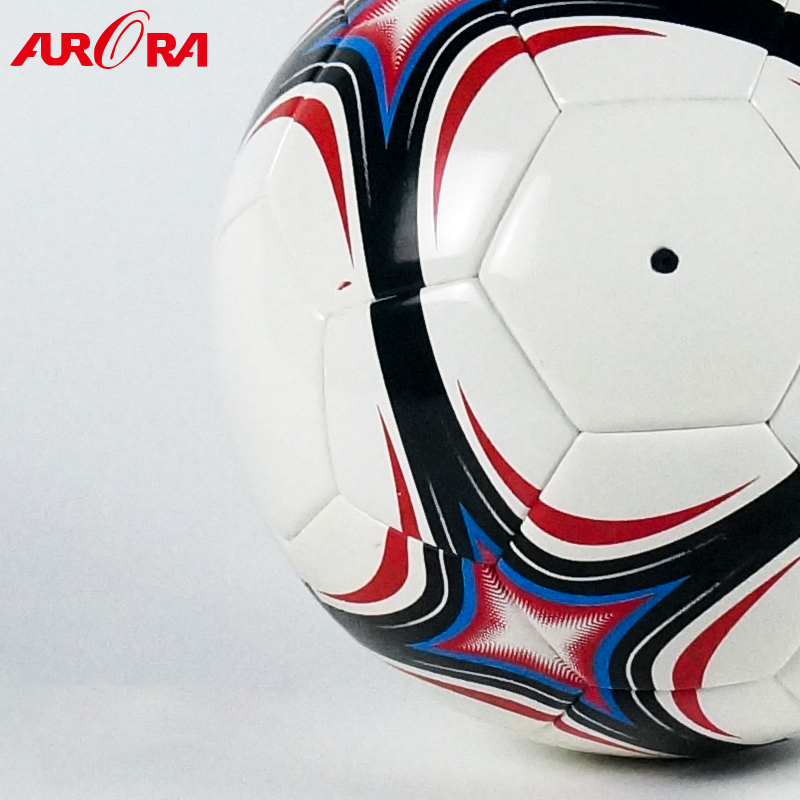 high quality custom soccer ball size 5 PU leather indoor and outdoor football