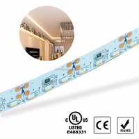 factory wholesale best price flexible car led strip 335 side lighting dc12v 120leds/m blue color 5mm width pcb