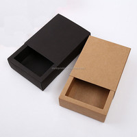 Kraft Paper Box Slide Open Craft