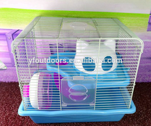 The new 2017 eco-friendly factory cheap cute wood hamster house
