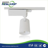 clothing store led track light 5 year warranty for shop cloth project light or supermarket