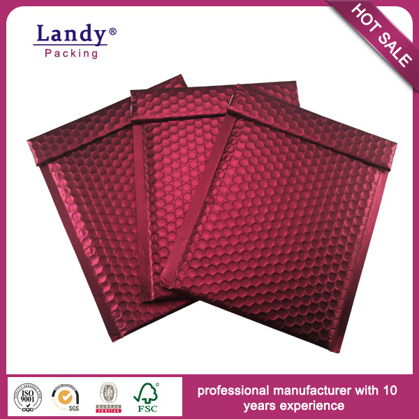 Landy High Quality Press Resistant Metallic Bubble Envelope