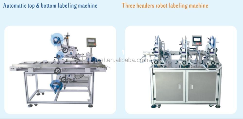 Production Line Use labeling machines