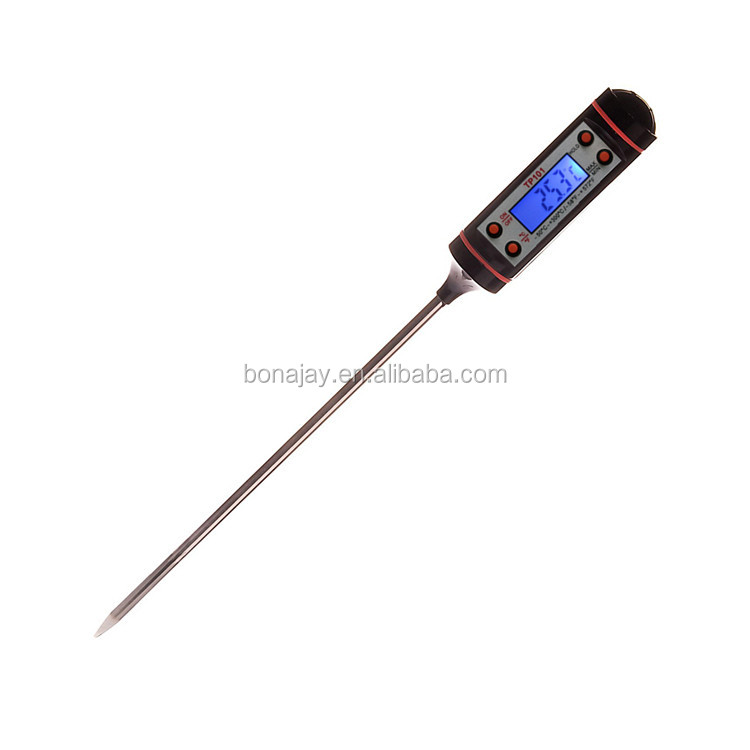 2018 newest Amazon hot selling meat thermometer with backlight