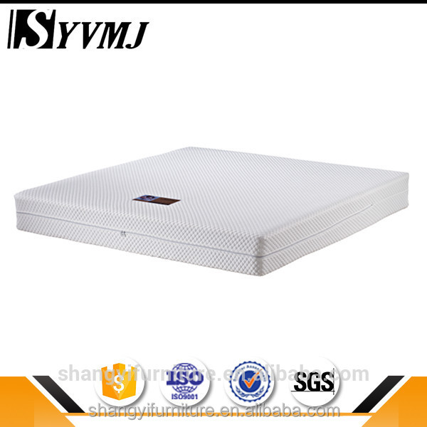 Commercial cot bed size mattresses with modern appearance 8900#