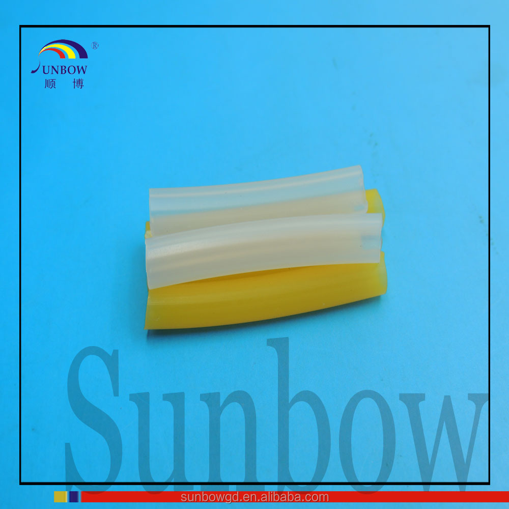 "SUNBOW 1/2"" I.D. x 5/8"" O.D. Food Grade smooth silicone soft tube"