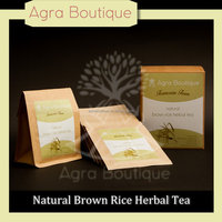 Gift of Filter bags Natrural farming rice Natural herbal tea