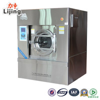 Hot Sales Professional 50kg Industrial Washing Machines