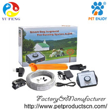 with Tone & Shock Pulse Stimulus Collar High Performance Electronic Pet Fencing System Wireless Dog Fence