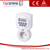 French Weekly Digital Time Switch YXEF-18A