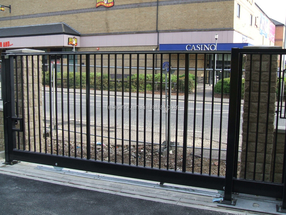 Automatic Sliding Gate Manufacturer From: High Quality Driveway Sliding Gate (manufacturer)