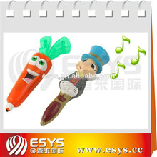 Kids touch reading pen Book and sound pen with Chinese, English,Arabic,Russian Books