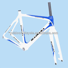Dengfu FM059 new design full inside cable routing carbon cyclocross bicycle frame disc brake cyclo cross frameset OEM accepted