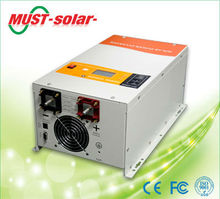 <MUST Solar>solar inverter 1kw new panel in biggest promotion 1000W-3000W Solar inverter with 40A MPPT built in Solar controller