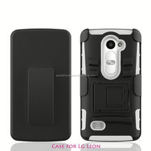 Hybrid Heavy Duty Rugged Armor Holster Combo Case For Samsung Galaxy Note 3 N9000