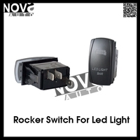 Off Road Accessories Led Lighting Rocker Switch For Led Light
