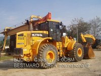 HYUNDAI DOZER & WHEEL LOADER