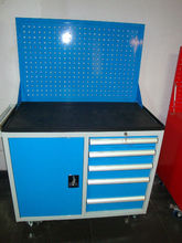 mobile tool case,too chest with many drawers