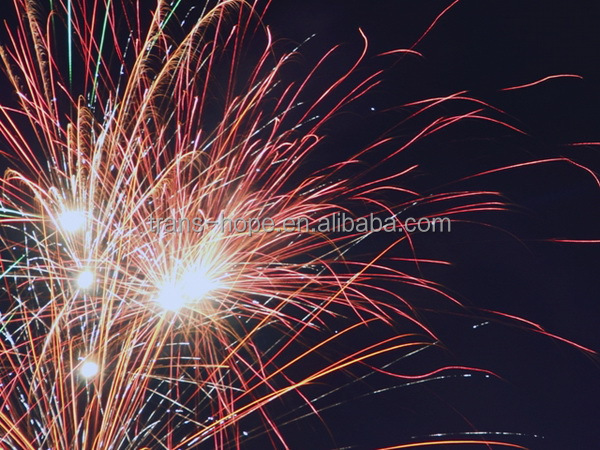 Customized useful fireworks from liuyang to canada