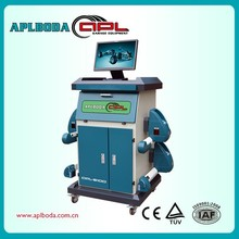 ce certificate visual CCD four wheel alignment aligner