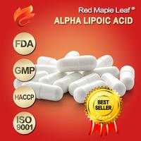 Hair Growth Alpha-Liopic Acid ALA with Biotin soft capsules pill
