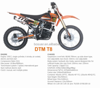 150cc 250cc dirt bike T8 off road motorcycle