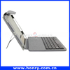 For ipad aircase with keyboard leather case , with wireless tablet keyboard case