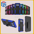 3 in 1 kickstand protective case for samsung galaxy s8 / s8 plus hybrid belt clip cover