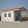China factory fiber cement panel small house prefabricated villa