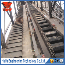 TD75 standard long distance Belt conveyor for materials transporation