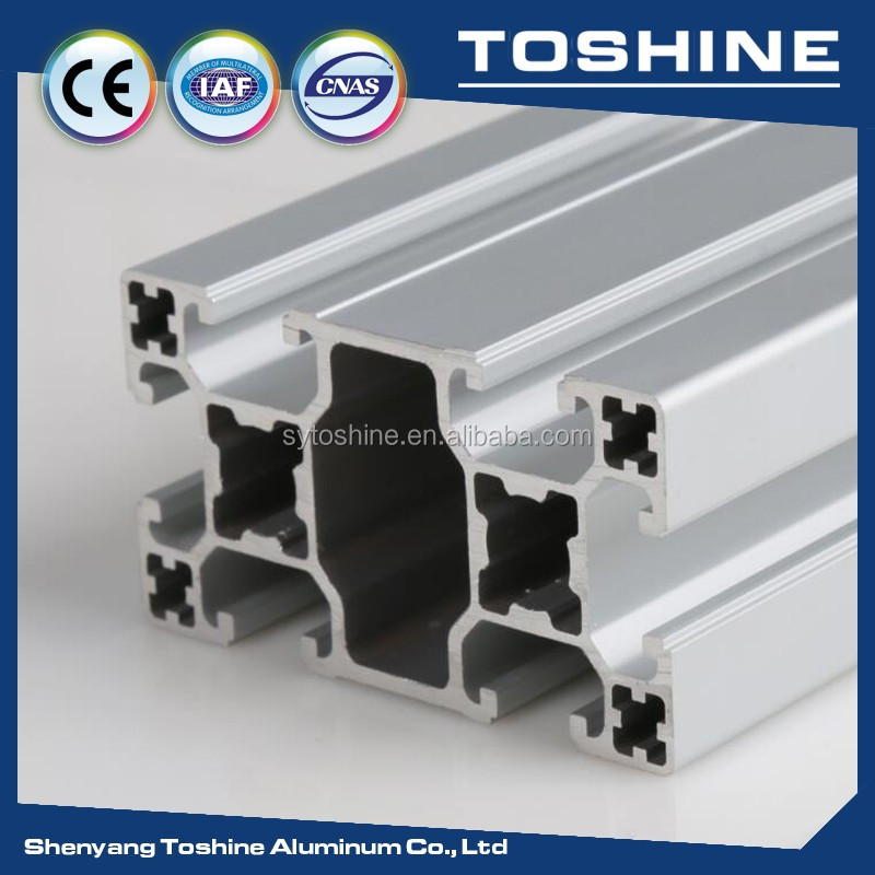 Aluminium Profile Powder Coating For Construction And Industry LED Strips 6063-T5 Customized Extruded