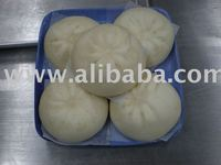 Siopao (chinese steamed buns)