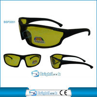 Brand new polarized sunglasses meet CE/FDA sports sunglasses with UV400 protection BSP3351