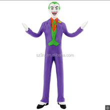 bendable figures make custom selling/custom your own novelty design bendable figure/making custom joker bendable figures factory