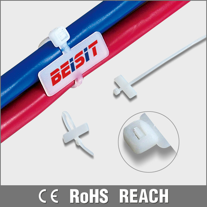 Factory Price High Quality Fast Delivery Nylon Cable Tie Tab