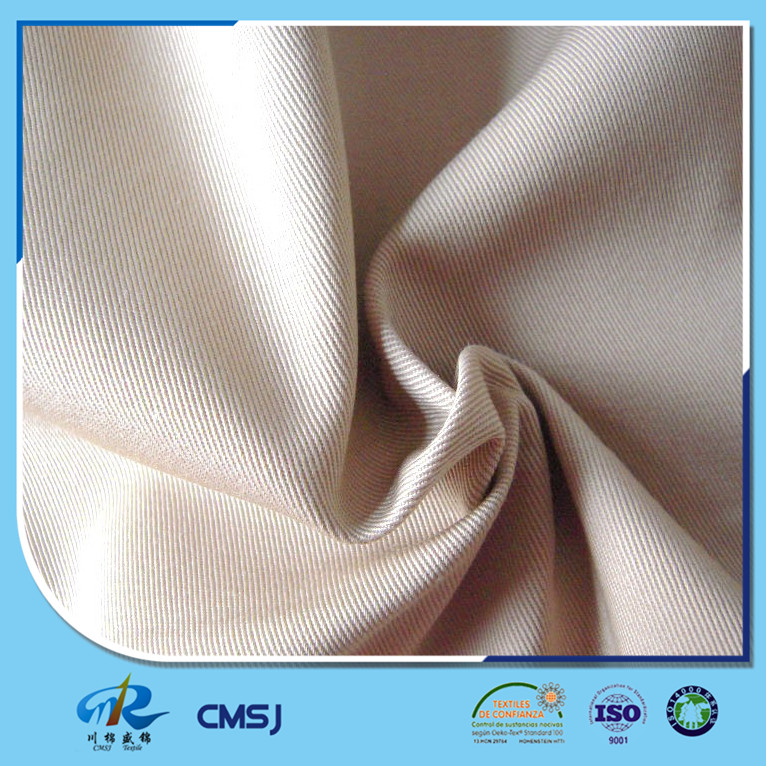 Good quality 65% polyester 35% cotton twill/drill fabric for garments