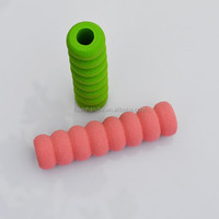 Anti-slip mountain resistance foam handles