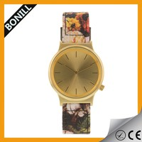 China supplier ladies watches gift set new design fashion girls watch custom wrist watch