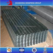 Gi Corrugated roofing Metal Sheet Used